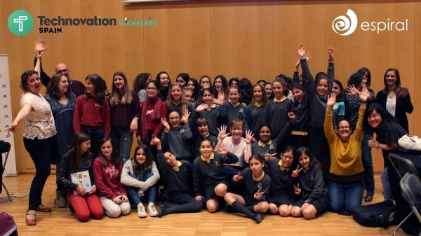 Lanzamiento Technovation Challenge 2018