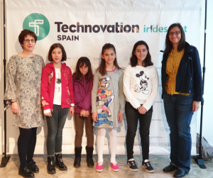 Amazonas Team afrontan con ilusión la Final de Technovation Challenge Aragón 2019