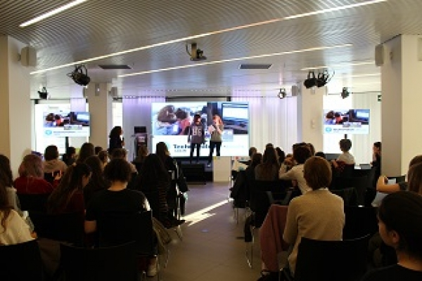 "Llega la final del  ""Programa Technovation Challenge"" en Cataluña"
