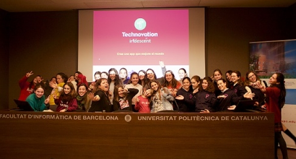 Resum del primer Event lunch del #TechnovationCAT 2019