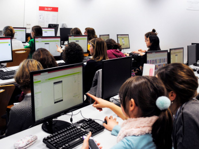 Taller de App Inventor para equipos Technovation Girls
